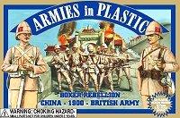 Armies In Plastic Boxer Rebellion British Army (China - 1900) Set 5420