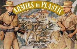 Armies In Plastic Boxer Rebellion U.S. Army China 1900 Set 5509