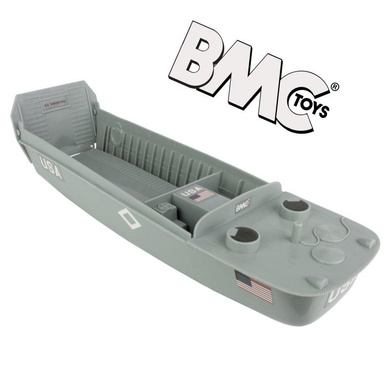 Image 0 of BMC Plastic Higgins Style  Landing Craft