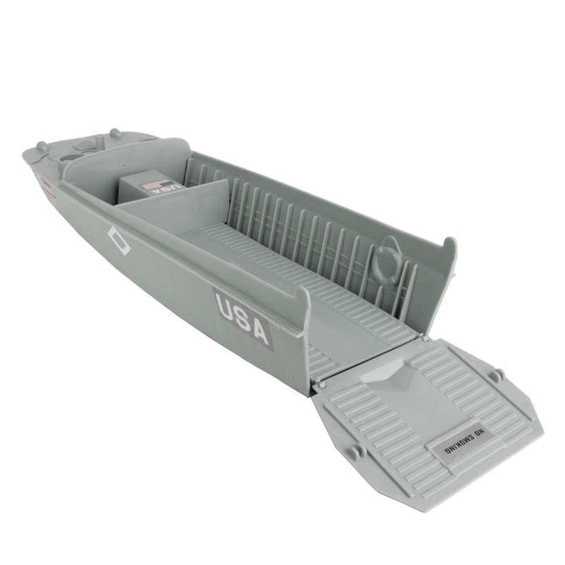Image 1 of BMC Plastic Higgins Style  Landing Craft