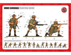 '.Airfix WWII Gurkhas.'