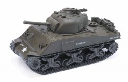 New Ray 1/32nd World War II U.S. Army M4A3 Sherman Plastic Model Kit