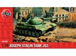 Airfix 1/72nd Scale WWII Russian Joseph Stalin Tank Model Kit
