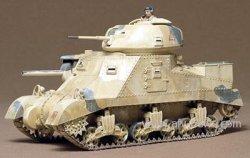 Tamiya 1/35 British M3 Grant Mk I Tank Plastic Model Kit 35041
