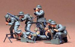 Tamiya 1/35 US Army Infantry (4) Soldiers Plastic Model Kit 35013