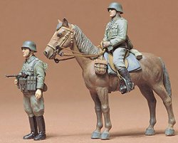 Tamiya 1/35 US Infantry European Theatre (8) Soldiers Plastic Model Kit 35048