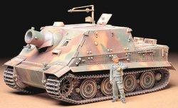 Tamiya 1/35 German 38cm Assault Mortar Sturmtiger Plastic Model Kit 35177