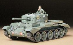 Tamiya 1/35 British Cromwell Mk IV Cruiser Tank Plastic Model Kit 35221