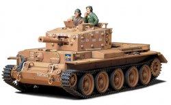 Tamiya 1/35 British Centaur Mk IV w/95mm Howitzer Plastic Model Kit 35232