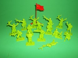 Thumbnail of Armies Of The World Plastic Chinese Soldiers Set