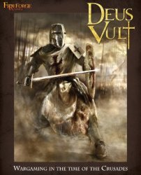 Fireforge Games Deus Vult Wargaming Rulebook (Hardcover)