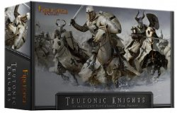 Fireforge Games 28mm Teutonic Knights Cavalry (12 Mtd) G1