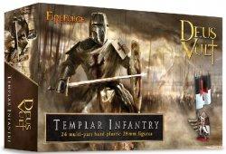 Fireforge Games 28mm Templar Infantry (24) G6