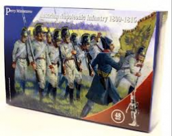 Perry Miniatures 28mm Austrian Napoleonic Infantry 1809-15 (48) 207