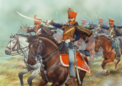 Perry Miniatures 28mm British Napoleonic Hussars 1808-15 (14 Mtd) 502
