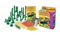 Scene-A-Rama Desert Plants Kit 4124