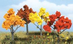 Scene-A-Rama Ready Made Fall Trees (4/pk) 4153