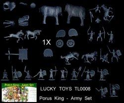 '.Porus King Set.'