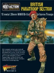 Warlord Games 28mm Bolt Action: WWII British Red Devils Airborne (20) (Metal)