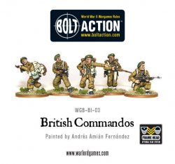 '.Bolt Action Commandos.'