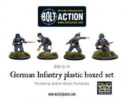 '.Bolt Action German Infantry.'