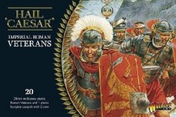 Warlord Games 28mm Hail Caesar: Imperial Roman Veterans (20) (Plastic)
