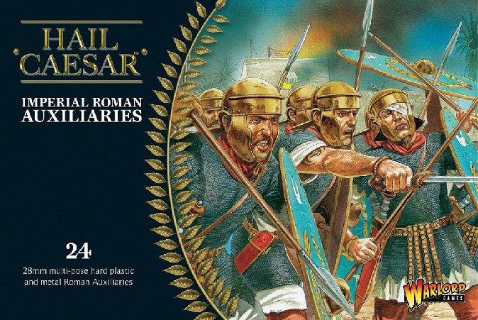 Warlord Games 28mm Hail Caesar Imperial Roman Auxiliaries