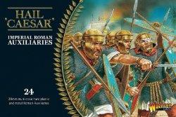 Warlord Games 28mm Hail Caesar: Imperial Roman Auxiliaries (24) (Plastic)