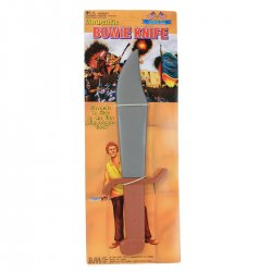 BMC Toys Alamo Jim Bowie Plastic Toy Knife