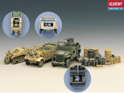 '.Academy Ground Vehicles Set.'