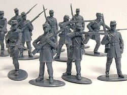1//32 American Civil War A Call to Arms Serie 18 The Iron Brigade