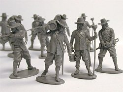 '.Royalist Artillery Crew.'