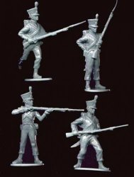 A Call To Arms Plastic 1/32 Napoleonic Wars: Waterloo Dutch Infantry (16)