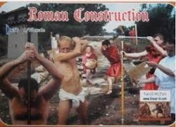 Linear-B 1/72 Roman Construction (56 Figures)