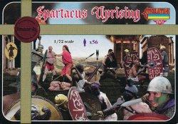 Linear-B 1/72 Spartacus Uprising (56 Figures)