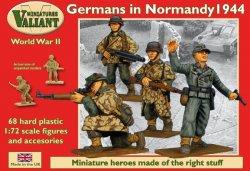 Valiant Miniatures 1/72 WWII Germans in Normandy 1944 (68)