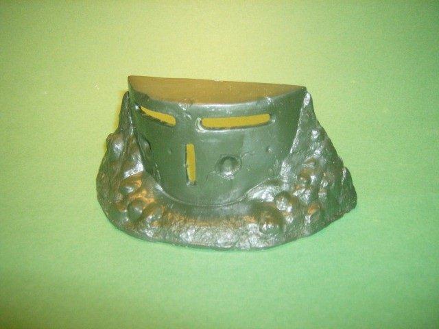Image 0 of Marx Recast Hard Plastic  Pillbox Bunker