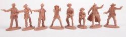 Austin Miniatures 1/32nd Scale Cowboys Figures Set 1