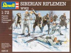 Revell 1/72 WWII Siberian Infantry (Winter) (41)