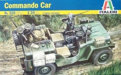 Italeri 1/35 Commando Military Car