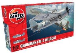 Airfix 1/72 F4F4 Wildcat Fighter Model Kit