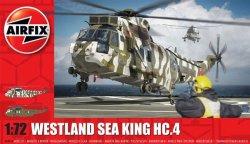 Airfix 1/72 Westland Sea King HC4 Helicopter Model Kit
