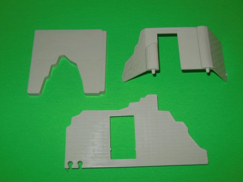 White Plastic