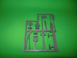Battlefield 10 Piece Accessories Sprue Set