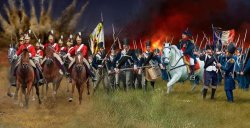 Revell 1/72nd Scale Battle of Waterloo 1815 Deluxe Soldiers Set
