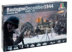 Italeri 1/72 Battle of Bastogne Dec.1944 Diorama Set 6113
