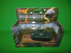Imex Military In Miniature Diecast 1/87th Scale German Leopard Tank 871003