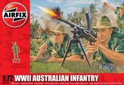 Airfix 1/72nd Scale WWII Australian Infantry Figures Set
