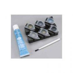 Testors Acrylic Military Colors Paints And Supplies Set 9101T
