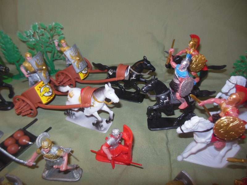 Image 3 of TSD Ancients Battle Of Corinth 146 BC Limited Edition Playset
